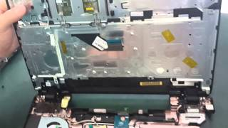 getlinkyoutube.com-Acer Aspire E5-511 disassembly