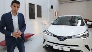 getlinkyoutube.com-Toyota C-HR | il SUV compatto (e ibrido) visto da vicino