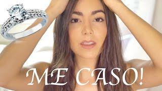 getlinkyoutube.com-ME VOY A CASAR!!! | CAELI