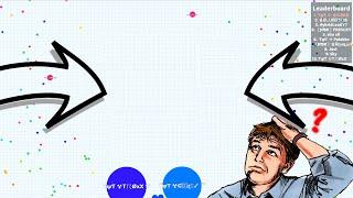 getlinkyoutube.com-NEW AGAR.IO UPDATE (Spy Skin, Mass Boost, XP Boost) + AWESOME GAMEPLAY: 20K MASS!