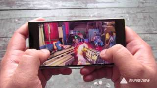 getlinkyoutube.com-Sony Xperia Z5 gaming review, heating test [COMPLETE HD games]