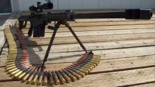 getlinkyoutube.com-Barrett M82A1 สไนเปอร์ทำลายล้างสูง