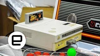 getlinkyoutube.com-We Turned on the 'Nintendo PlayStation'