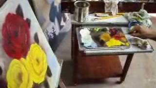 getlinkyoutube.com-Pintando rosas com Marcio Monteiro(aula5)