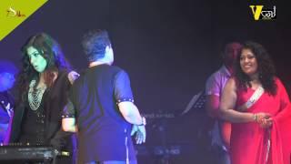 getlinkyoutube.com-අපේ පොතේ  - Yohan Perera with Vno - Roo Sanda Raa MILANO