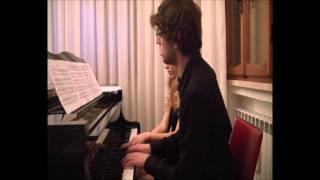 getlinkyoutube.com-FuegoDuo: Carmen Overture -Bizet, piano 4 hands