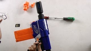 getlinkyoutube.com-Elite Retaliator Orange Mod Works Stage 3 Kit