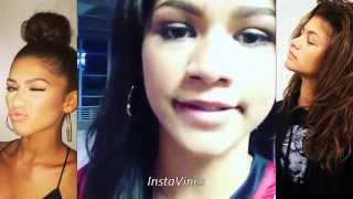 getlinkyoutube.com-Zendaya Instagram Videos Compilation / Zendaya Vine Compilation