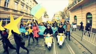 getlinkyoutube.com-#Євромайдан ( Океан Ельзи - СТІНА )