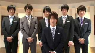 getlinkyoutube.com-Kamenashi Kazuya - New CM Aoki Making (2013 02 07)