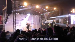 getlinkyoutube.com-Test Panasonic HC - X1000 (Zi/Noapte)