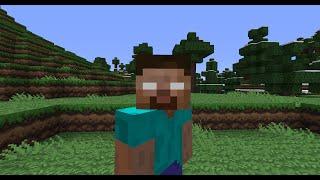 getlinkyoutube.com-Minecraft Modsuz Herobrine|Hırsız Garı