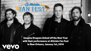 getlinkyoutube.com-Imagine Dragons - Allstate Fan Fest