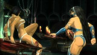 MK9 story mode Chapter 9: Kitana cutscenes