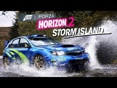 #5 Zagrajmy w Forza Horizon 2: Storm Island - Zaginione auto w akcji - Xbox One (1080p)