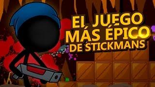 getlinkyoutube.com-EL JUEGO MÁS ÉPICO DE STICKMANS | iTownGamePlay