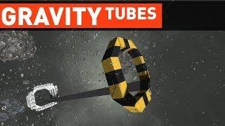 getlinkyoutube.com-Gravity Transit Tubes! (Space Engineers Spotlight)