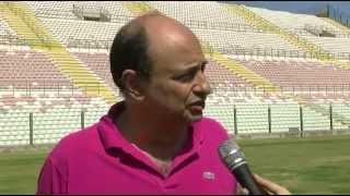 Costa presenta i concerti di Vasco Rossi e Jovanotti nel rinnovato stadio San Filippo