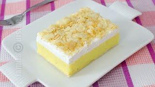 getlinkyoutube.com-Cremsnit cu crema de vanilie | JamilaCuisine