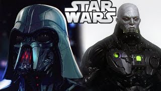 Why Didn't Darth Vader Upgrade His Suit? - Star Wars Explained