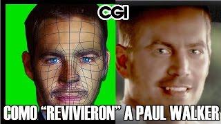 "getlinkyoutube.com-Como ""REVIVIERON"" a Paul Walker en FAST AND FURIOUS 7 (Tecnologia CGI)"