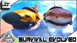 getlinkyoutube.com-ARK: Survival Evolved - LEVEL 150 DINOS?! S4E4 ( The Center Map Gameplay )