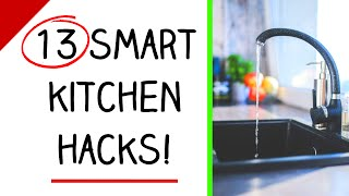getlinkyoutube.com-13 Amazing Kitchen Organization Ideas! (Cheap and Easy)