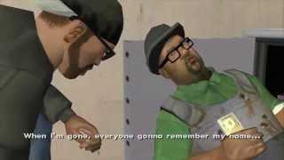getlinkyoutube.com-GTA San Andreas - Big Smoke Story (All Cutscenes)