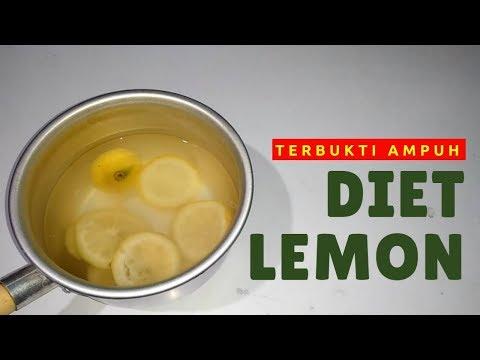 Cara Cepat Menurunkan Berat Badan Dengan Lemon