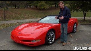 Review: 2000 Chevrolet Corvette Convertible