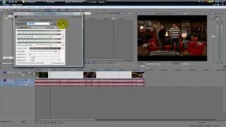 Tutorial Sony Vegas HD - Cambiar el tono voz (timbre, pito)