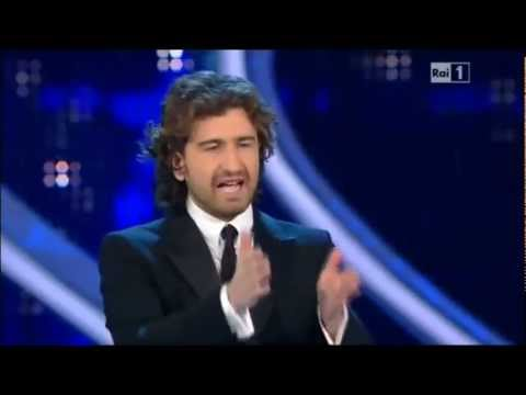 Sanremo 2012 - Alessandro Siani da Nord a Sud e ritorno