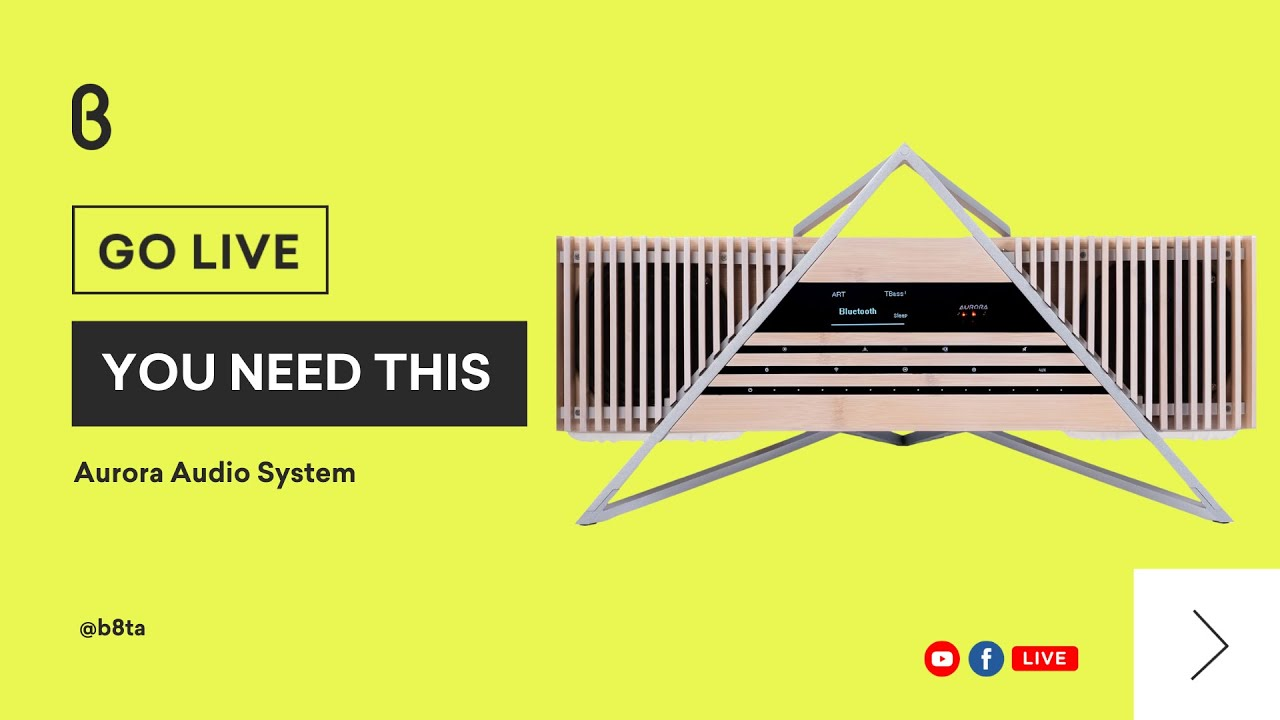 You Need This featuring Aurora Audio System