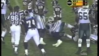 getlinkyoutube.com-Jets vs. Chargers, AFC Playoffs, 2005
