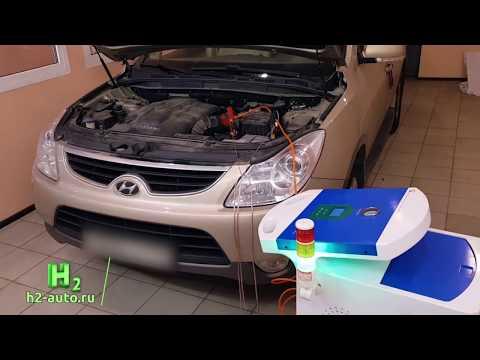 Раскоксовка Hyundai IX55. Черный выхлоп. 4000 руб. Decarbonizing hydrogen