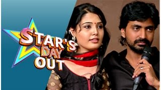getlinkyoutube.com-Actress Sandra in Stars Day Out (10/01/2015)