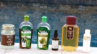 getlinkyoutube.com-Hair Oils to Make Your Hair Healthy and Grow