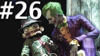 Batman Arkham Asylum - Walkthrough - Part 26 - Joker's Party - Road To Batman Arkham Knight