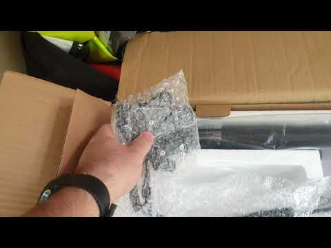 Распаковка и обзор сервопривода задней двери Hyundai Starex H1 !