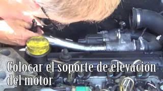 getlinkyoutube.com-Limpieza de la válvula EGR y el tubo de entrada de aire con un LIMPIADOR DE HORNO