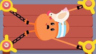 getlinkyoutube.com-DUMB WAYS TO DIE 2 | HIGHEST SCORE EVER Funny RIO STADIDUMB MAP Gameplay!