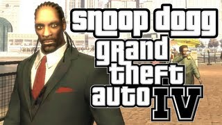 getlinkyoutube.com-Snoop Dogg Plays GTA IV? (Carmageddon Mod)