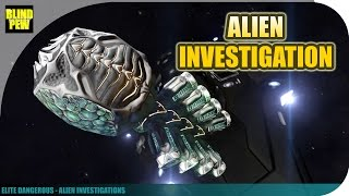 Elite Dangerous - Alien Investigations - Unknown Artifacts, Barnacles, Conspiracy