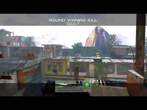 Best Trickshot Ever! | MW2 Favela