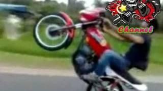 getlinkyoutube.com-Mat Rempit Terengganu{ Ghost Town Club}