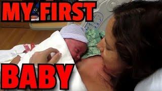getlinkyoutube.com-Giving Birth   My First Baby