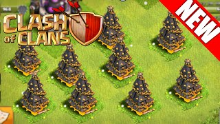 getlinkyoutube.com-SPAWN A CHRISTMAS TREE!! Clash of Clans - Get YOUR XMAS Tree FAST + EASY!! CoC NEW Christmas Update!