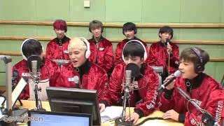 Lee Hongki @ Radio Hongkira - Love Sick cover