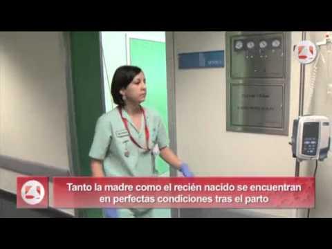 El Hospital público de Torrejón, pionero en la incorporación del parto en el agua