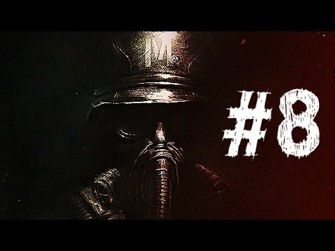 Metro Last Light Gameplay Walkthrough Part 8 - Betrayal - Chapter 8